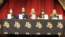 Five HB Senior Athletes Sign Letters of Intent
